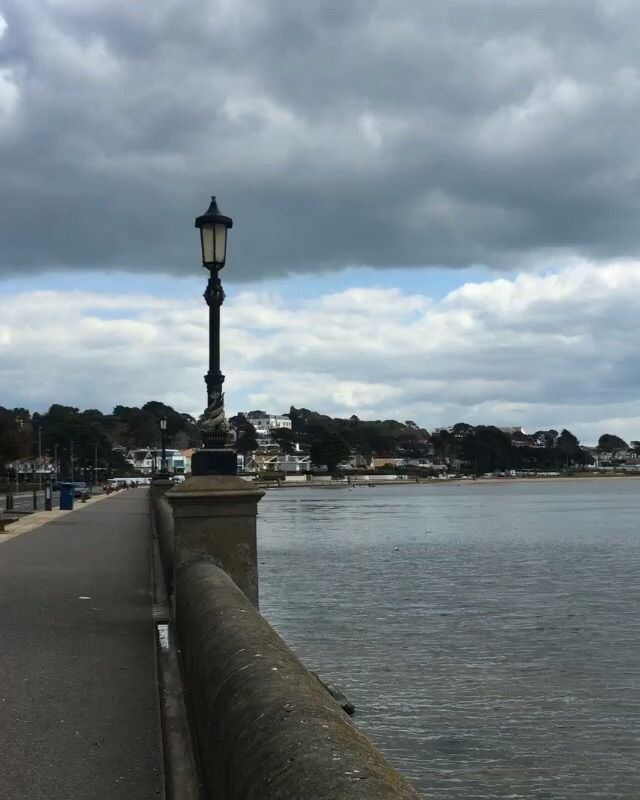 Sandbanks IPhone video
