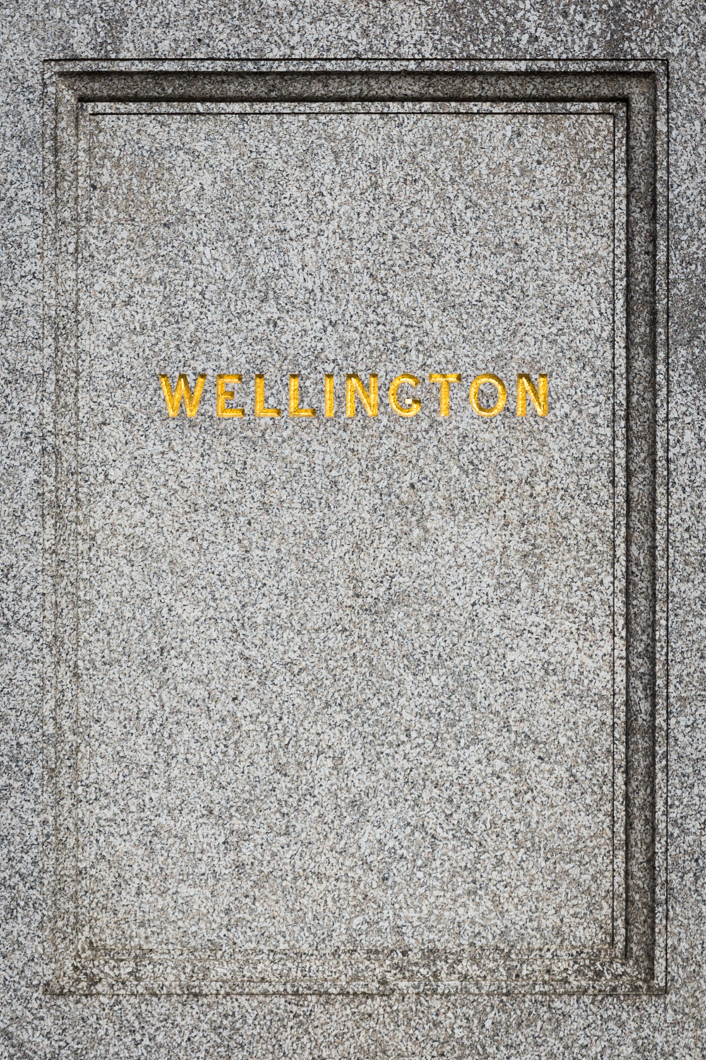 Wellington Memorial Image 4 by Rick McEvoy Architectural Photographer