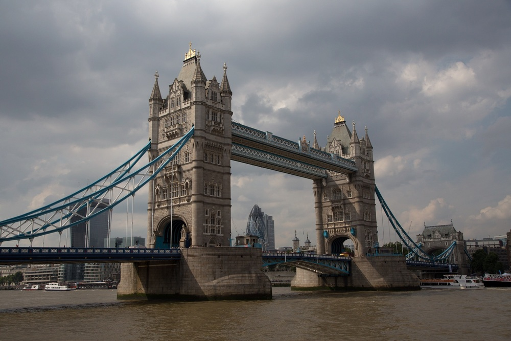 Tower Bridge by Rick McEvoy architectural photographer