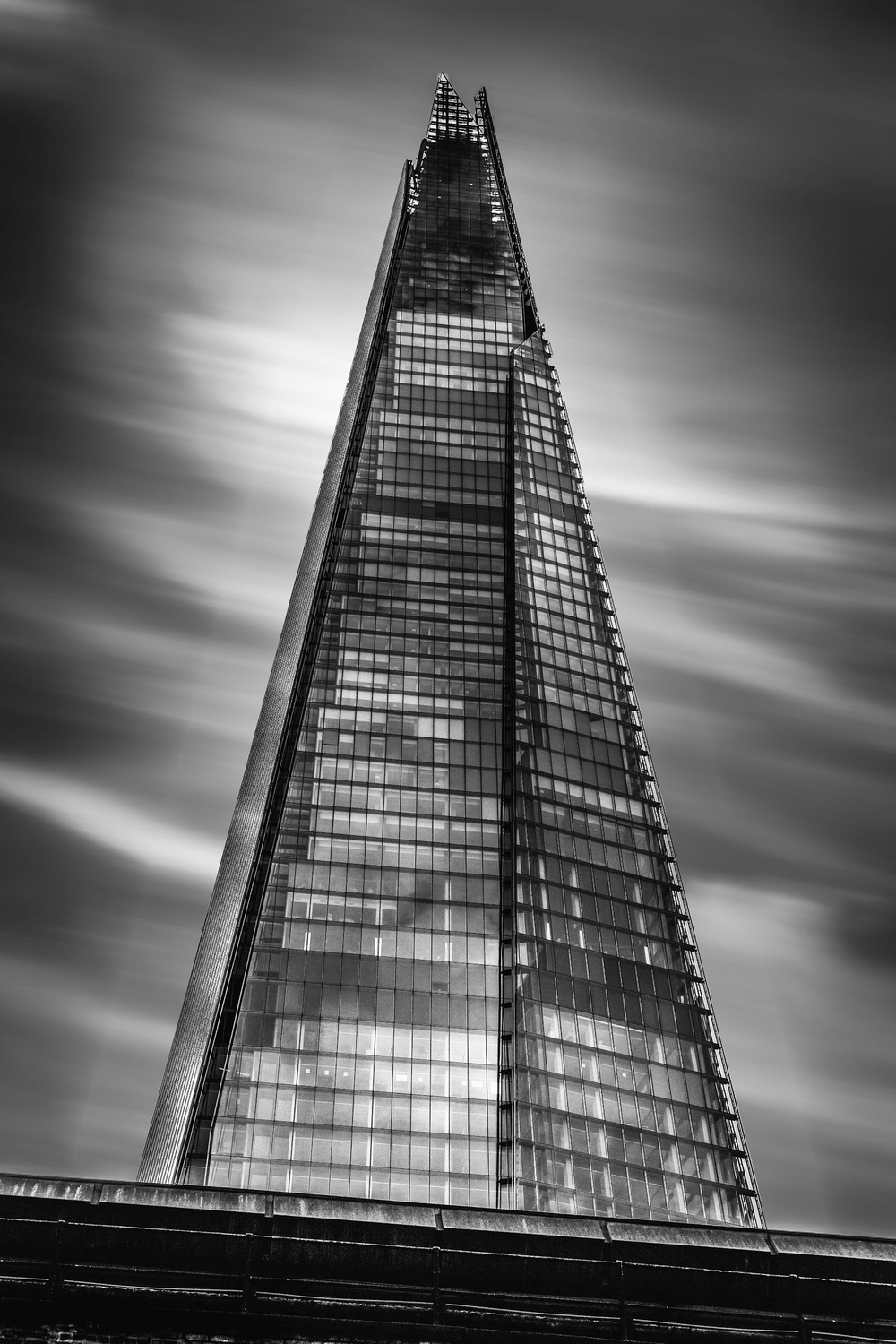 The Shard, London, by Rick McEvoy architectural photographer