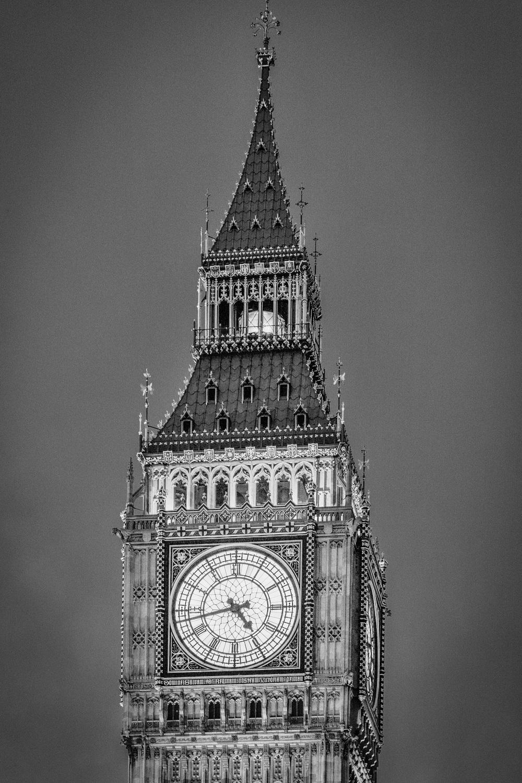 Big Ben, London, Rick McEvoy Architectural Photographer