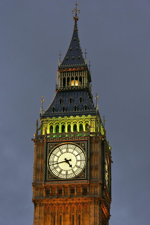 Big Ben, London Photography by Rick McEvoy