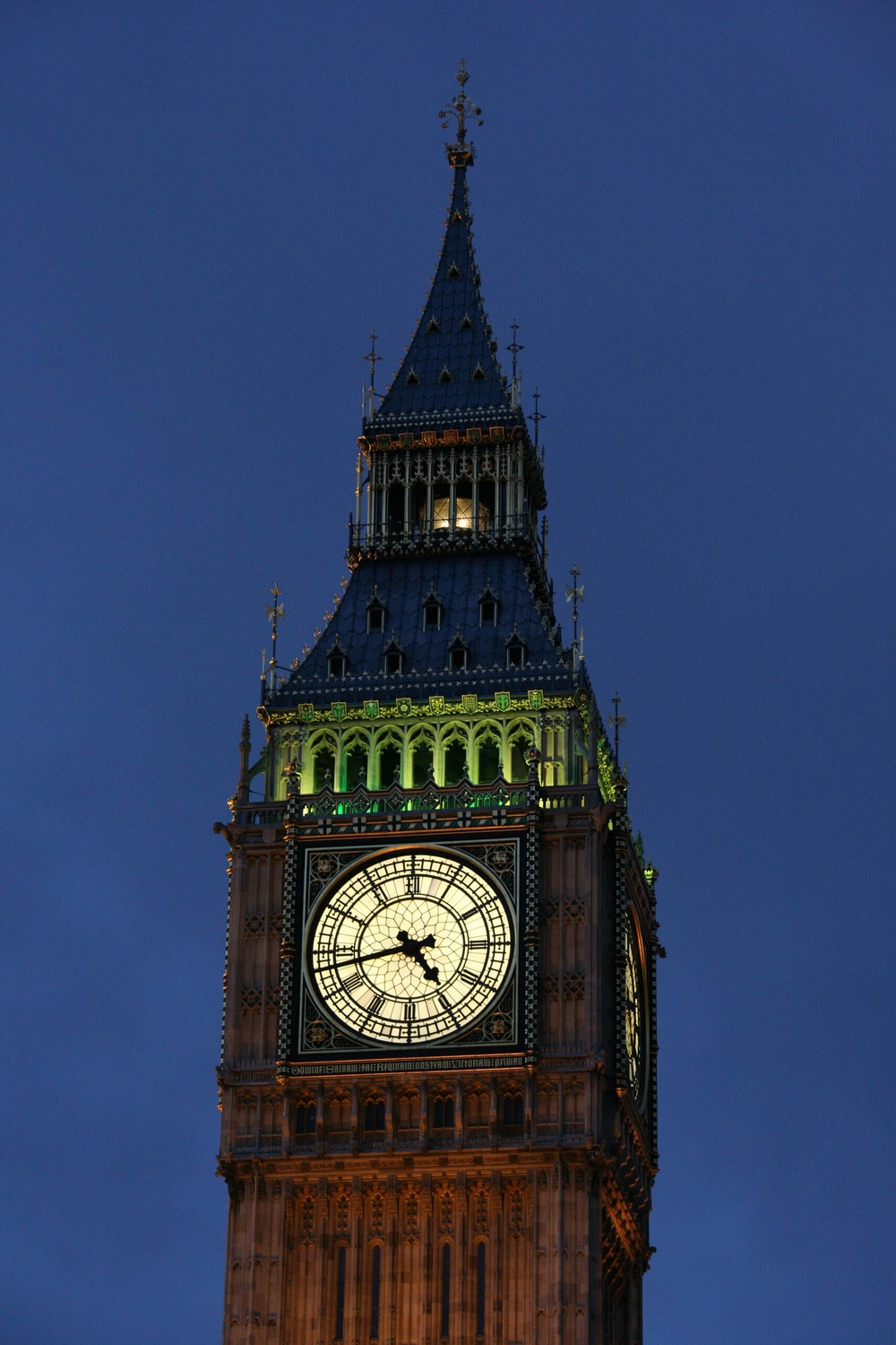 Big Ben by Rick McEvoy London Photographer