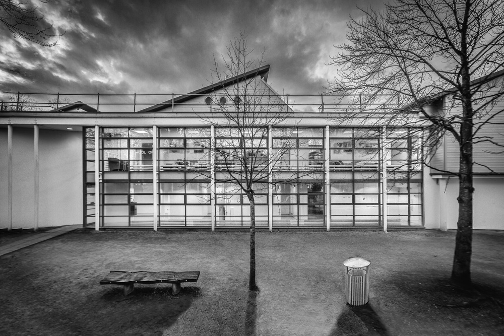 Winchester School of Art, Winchester, Hampshire