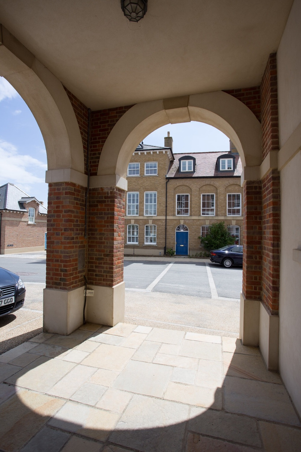 RAW file of the picture of Poundbury