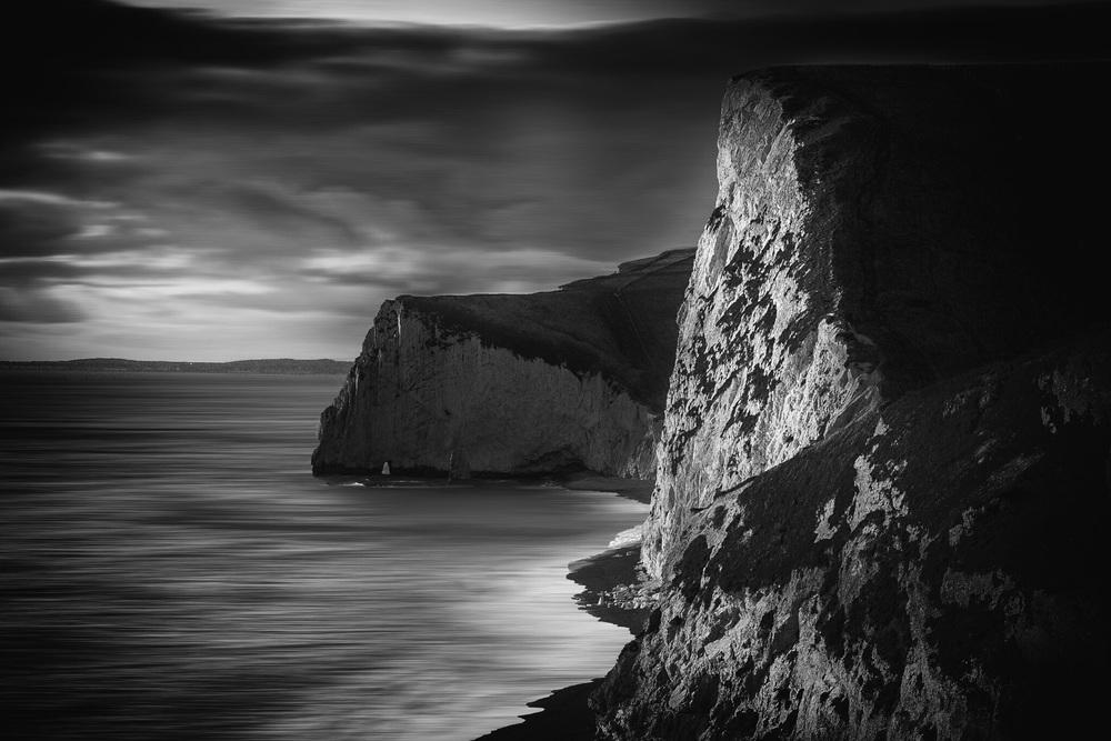 Bats Head, the Jurassic Coast, Dorset.