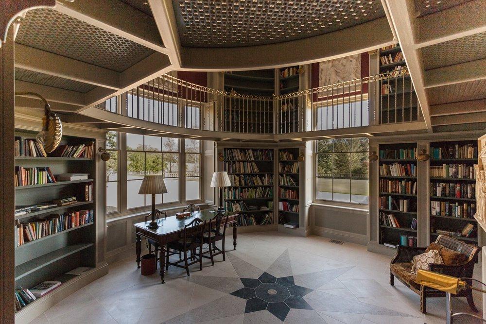 Library by Rick McEvoy Dorset Photographer
