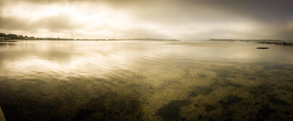 Landscape image by Rick McEvoy Sandbanks Photographer