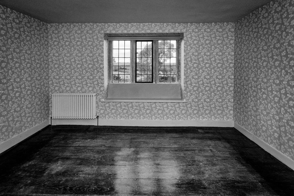 Just a room in a farm in Dorset