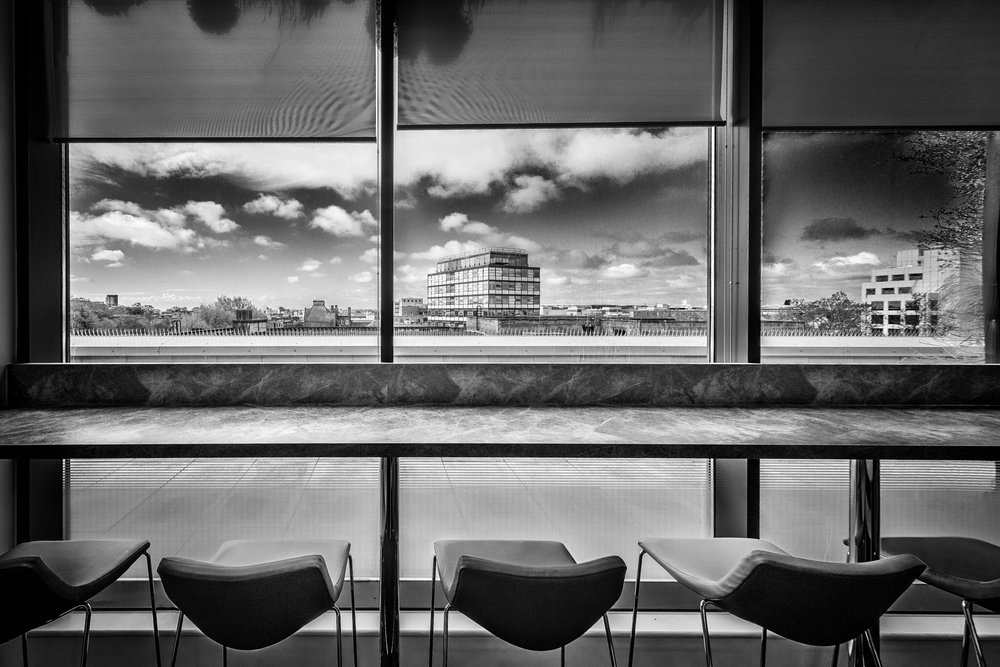 Seats, University of Southampton.