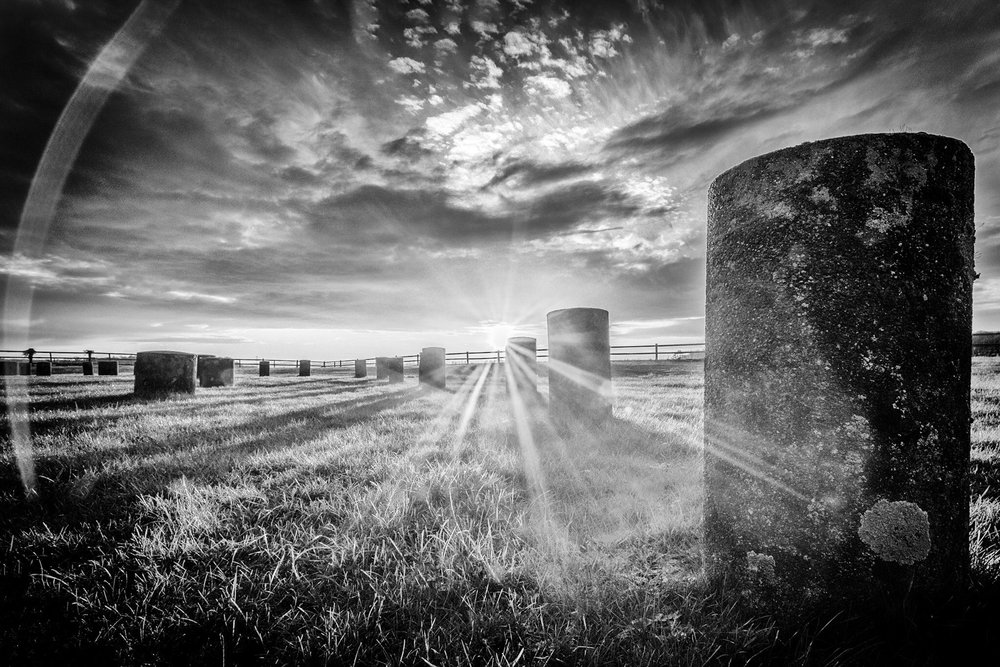 Woodhenge by Rick McEvoy Wiltshire Photographer