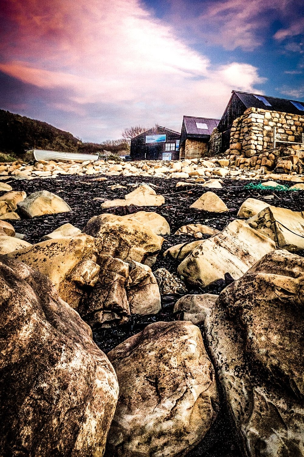 Kimmeridge Bay by Rick McEvoy Dorset Photographer