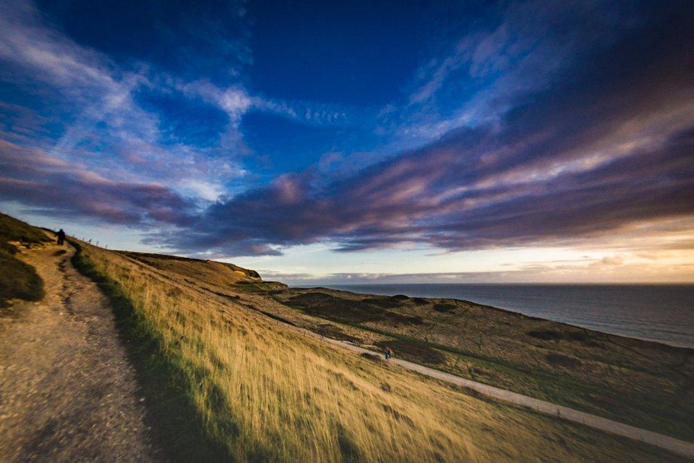 The Jurassic Coast by Rick McEvoy Dorset Photographer