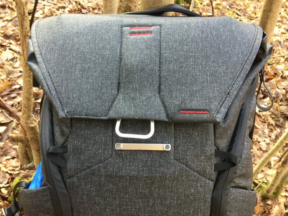 My new camera bag - the Peak Design Everyday Backpack