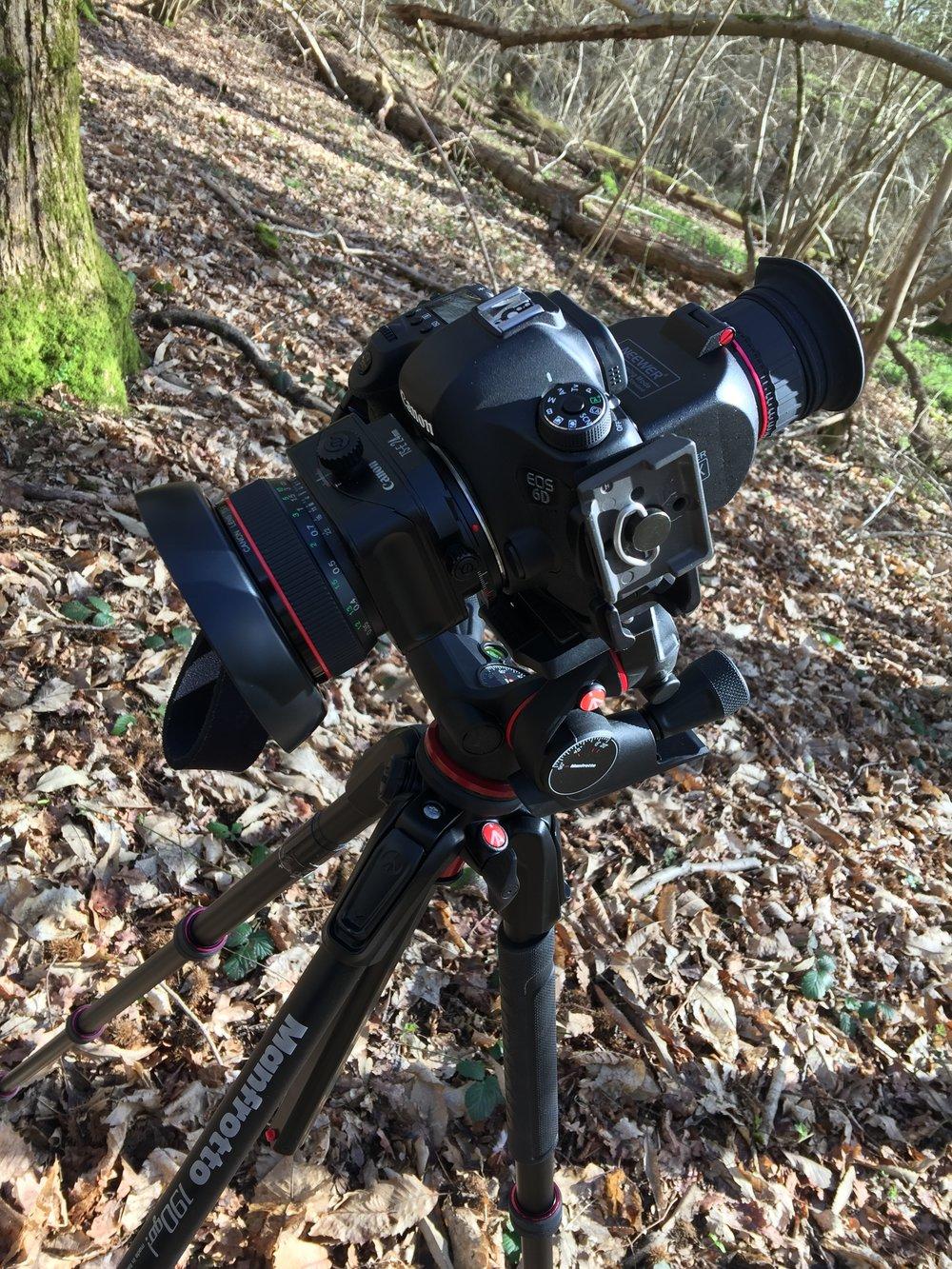 My Canon 6D