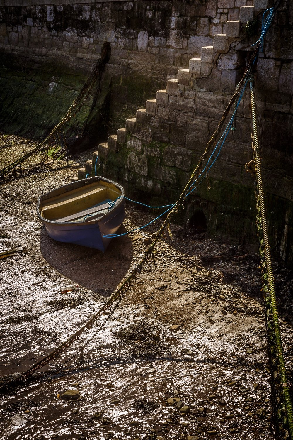 Boat, Brixham by Rick McEvoy Devon Photographer