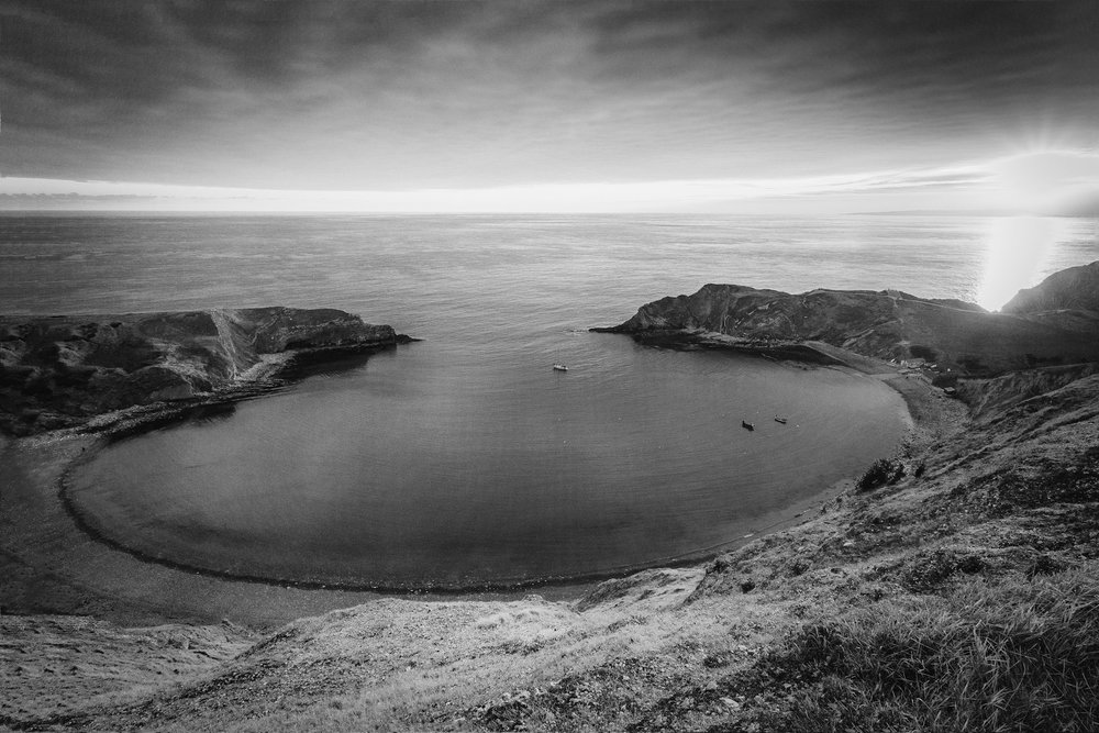 Lulworth Cove by Rick McEvoy Dorset Photographer