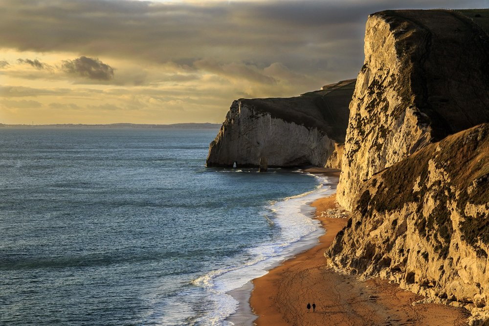 Bats Head - the Jurassic Coast