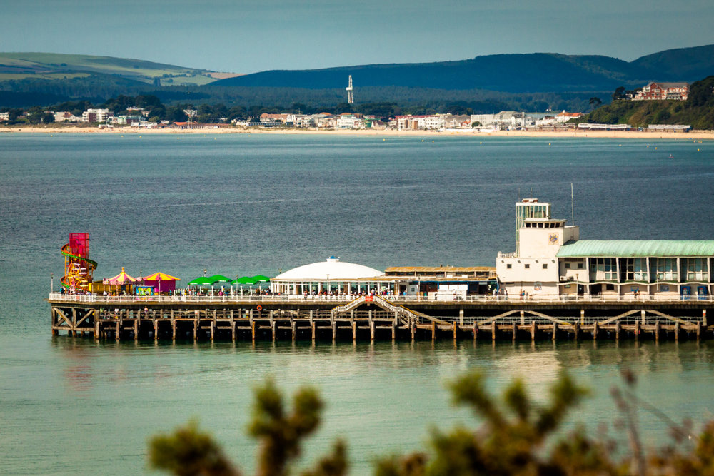 Bournemouth Pier by Bournemouth Photographer Rick McEvoy