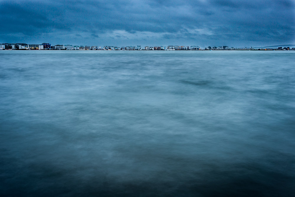 Sandbanks by Rick McEvoy fine art photographer in Sandbanks