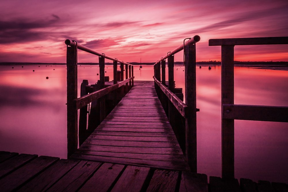 Jetty by Poole Photographer Rick McEvoy