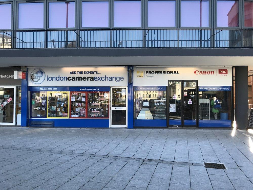 London Camera Exchange, Southampton