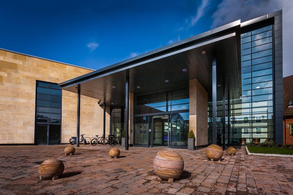 St Anns Hospital Poole by Construction Photographer Rick McEvoy.jpg