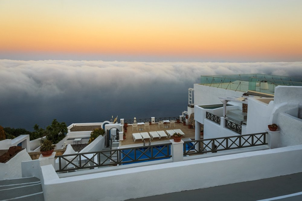 Wonderful Santorini by Rick McEvoy Photography - Travel Photographer
