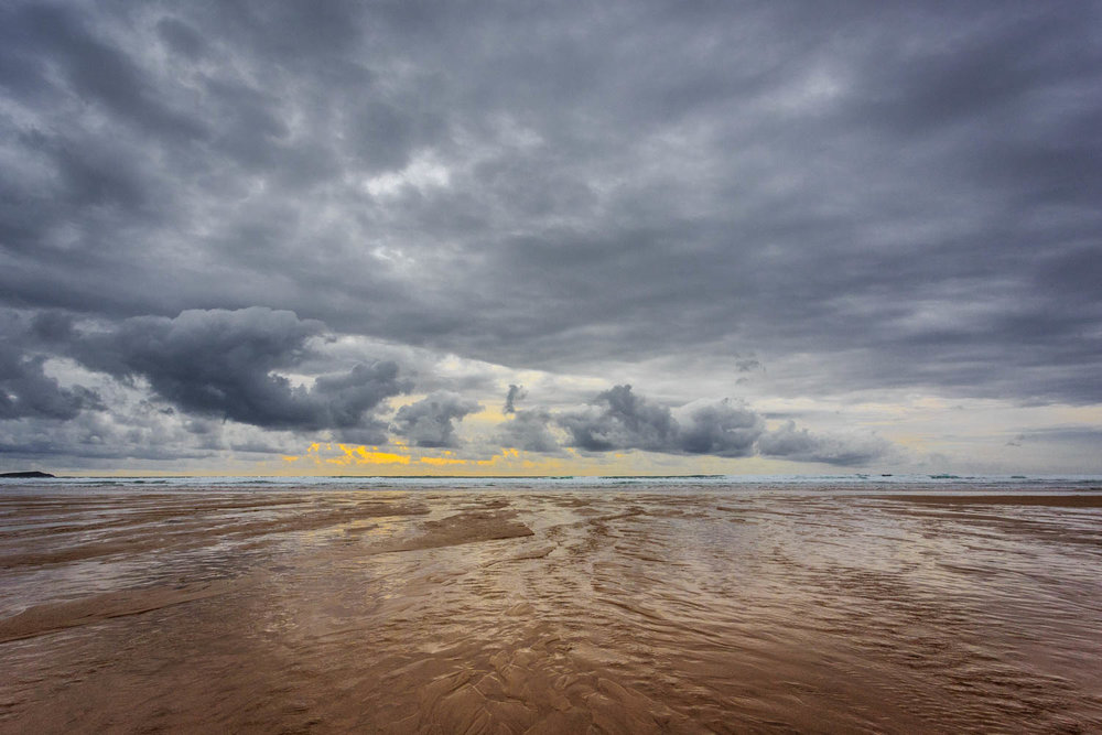 Picture of a cloudy day on the beach at Watergate Bay.jpg