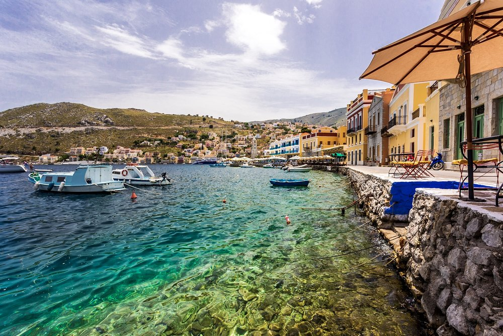 The wonderful Greek ISland of Symi