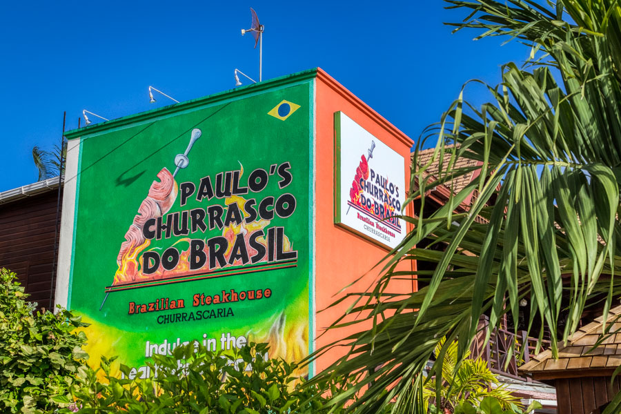 Paulo's Churrasco Do Brasil on St Lawrence Gap