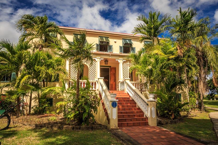 Plantation House, Barbados