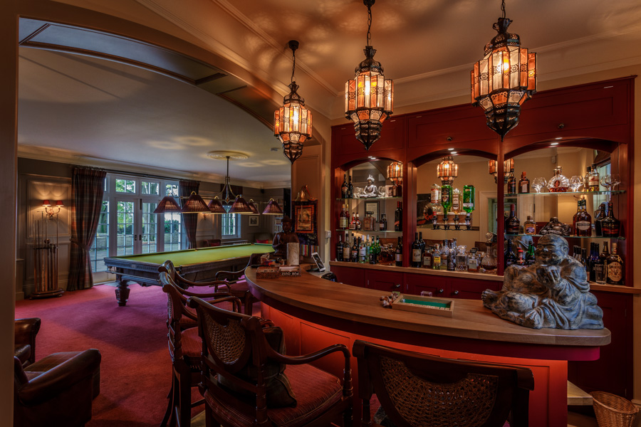 Games room by  Rick McEvoy Interior Photographer