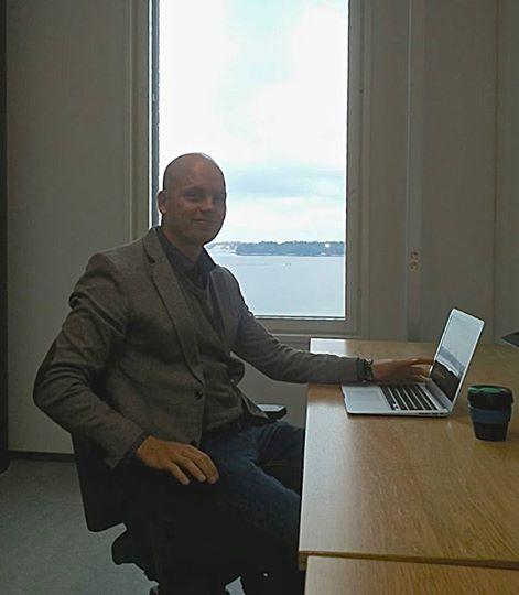 BankItOn! CEO Perttu Kröger