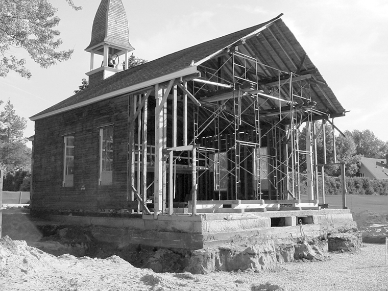 CHAPEL EXPANSION