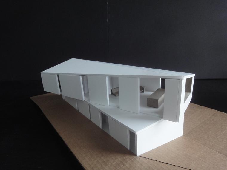 SCISSOR HOUSE