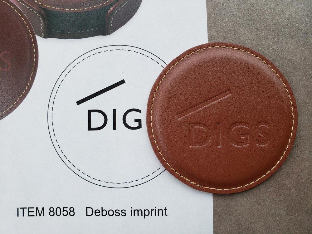 DIGS Coaster Set!