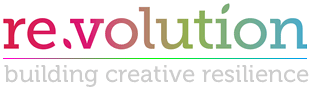 re-volution logo
