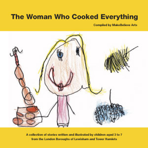 woman who cooked everything