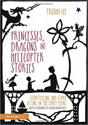 Teach Primary magazine from september 2016    Q&A with  Trisha Lee  about her book 'Princesses, Dragons and Helicopter Stories'.