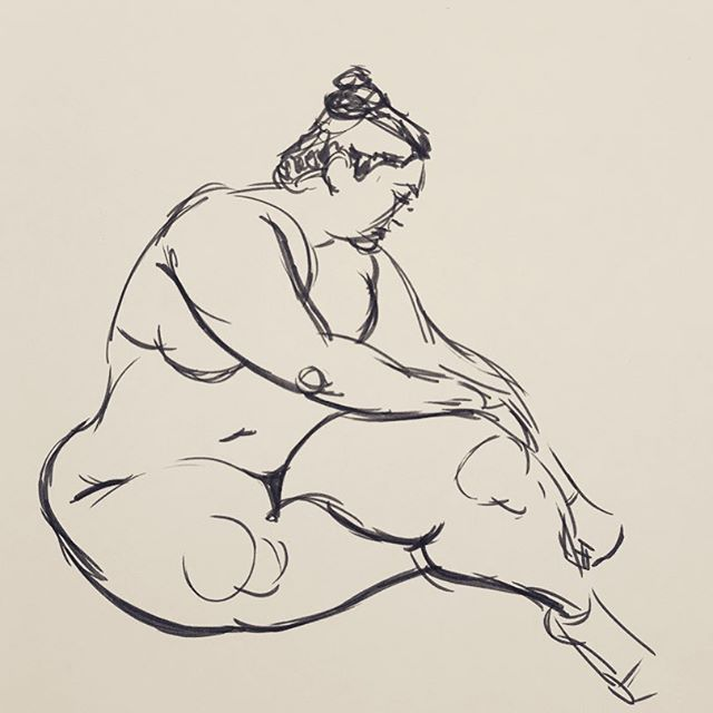 Last of the Premise Entertainment life figure drawing session a couple of weeks ago with model Keira. Faber Castell gray Pitt pen on 28lb. cardstock. These poses are 2-5 minutes.
