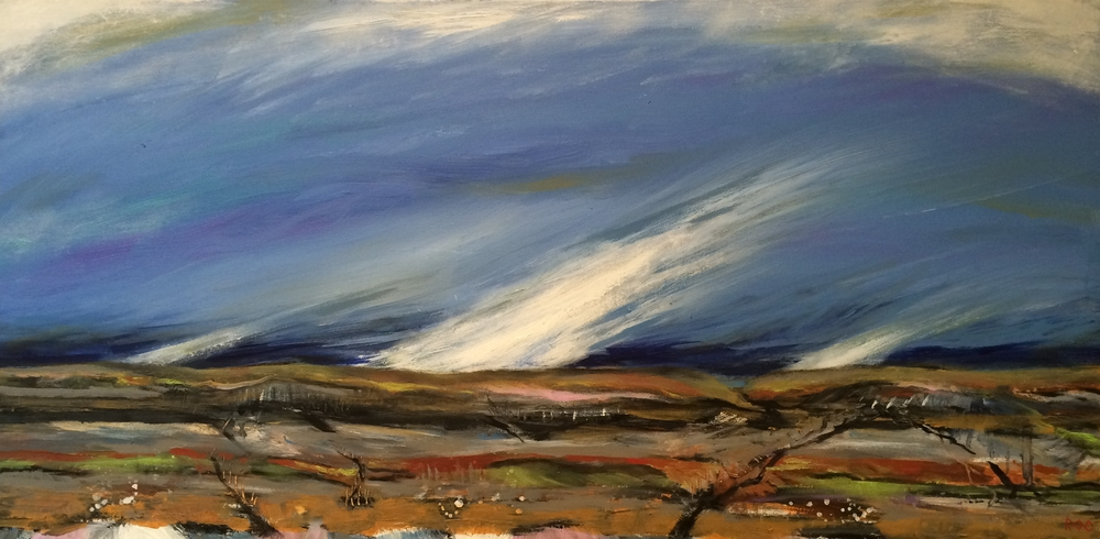 Marshes and dunes II