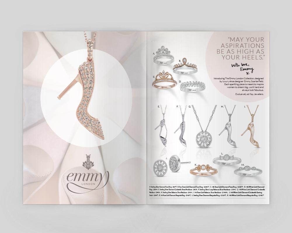 emmy london kay jewelers nicole kowalski tomak design