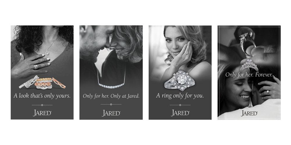 Jared the Galleria of Jewelry Nicole Kowalski Tomak Design