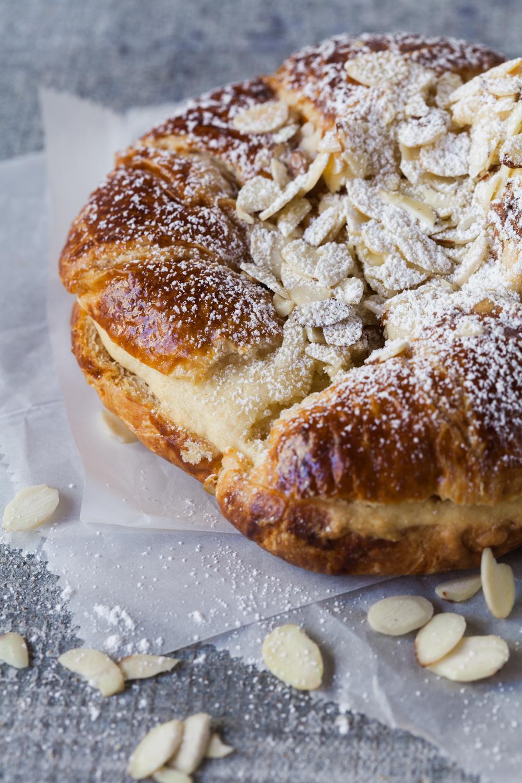 Rum Almond Croissant
