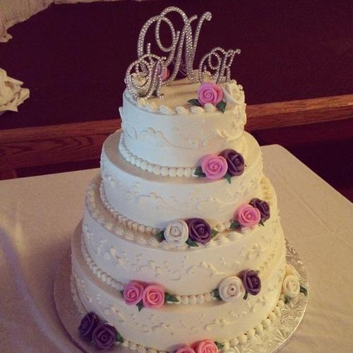 Wedding Cakes Swiss Haus Bakery