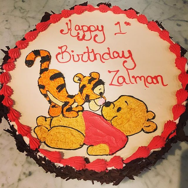 Happy birthday Zalman!