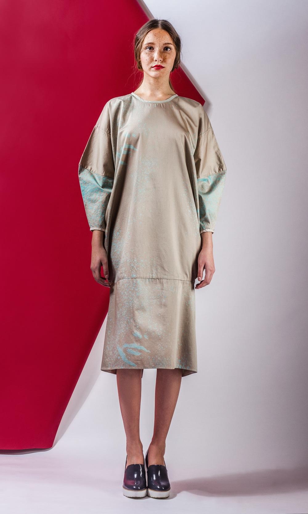 Nyomott mintás ruha: 16.800 Ft