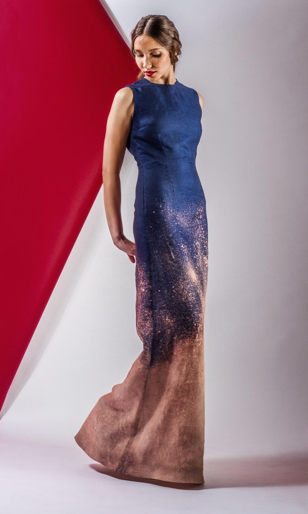 Maratott maxi ruha: 19.800 Ft