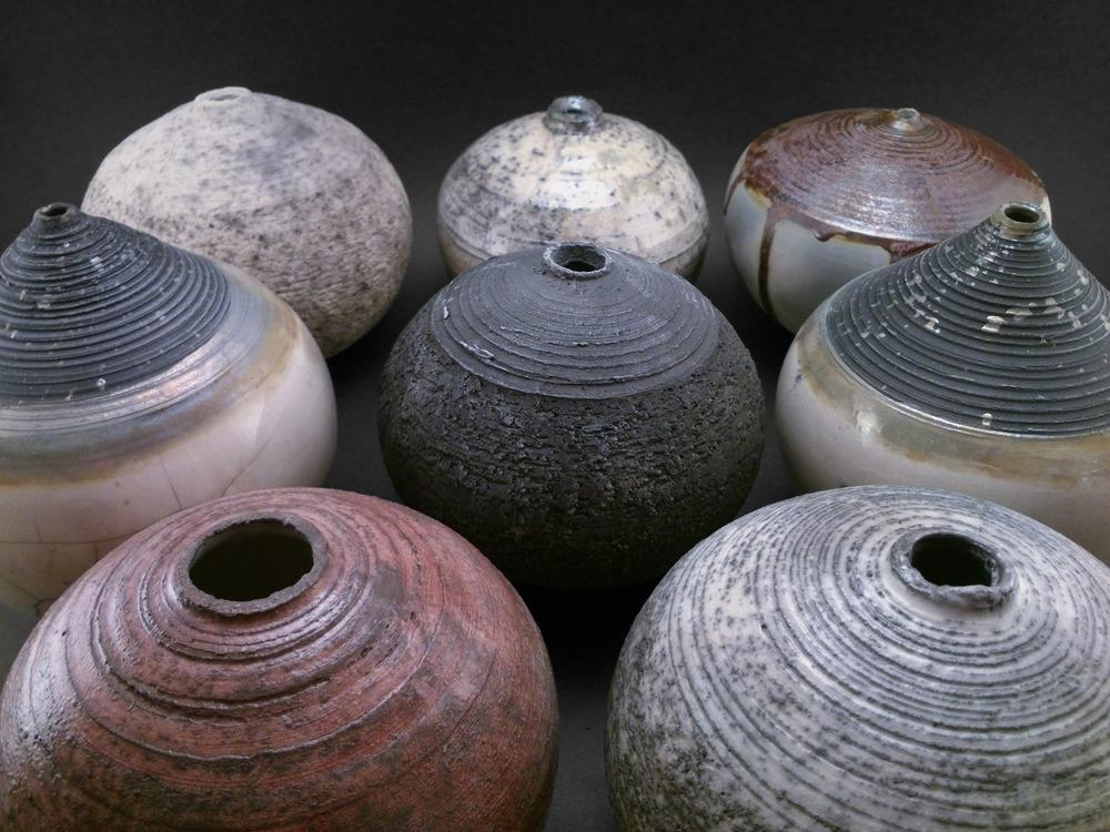 Whispering Spheres by Keramiart 01.jpg
